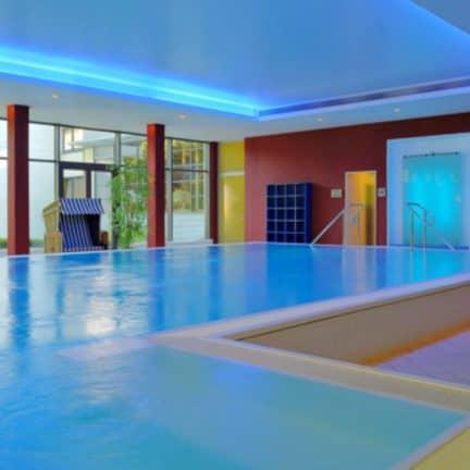 Zwembad van Dorint Hotel & Sportresort Arnsberg in Arnsberg, Duitsland