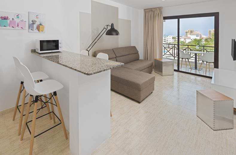 Appartement van Appartementen Saint George in Los Cristianos, Tenerife