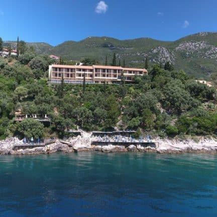 Hotel Nautilus Barbati