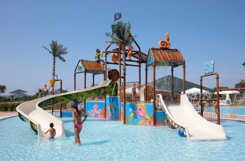 Kinderzwembad van Kaya Belek in Belek, Turkije