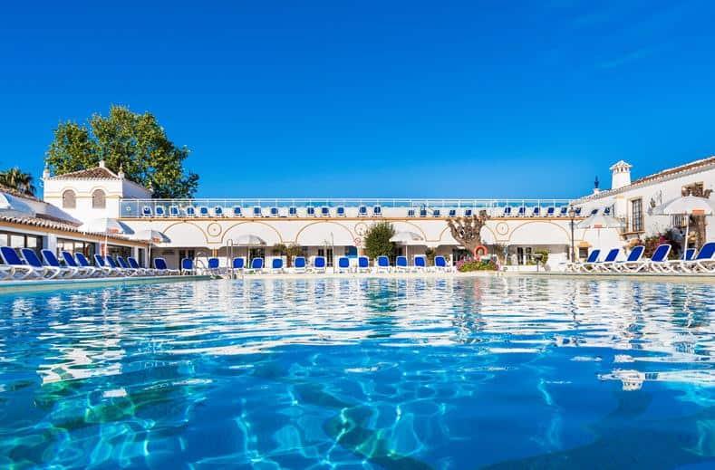Suneoclub Cortijo Blanco in Marbella, Spanje