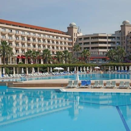Ultra All Inclusive Hotel RIU Kaya Belek in Turkije