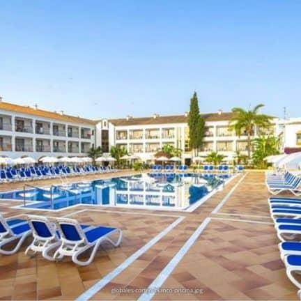 Zwembad van Suneoclub Cortijo Blanco in Marbella, Spanje