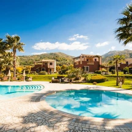 Alcantara Resort in Giardini Naxos, Sicilië