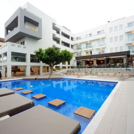 Adults Only Atrium Ambiance Hotel op Kreta