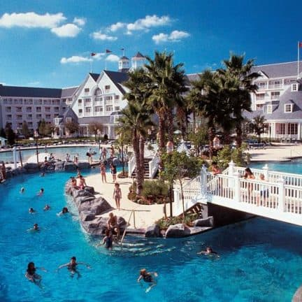 Disney's Beach Club Resort in Orlando, Florida