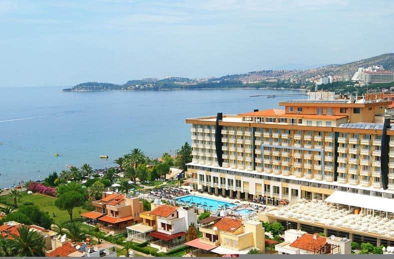 Ephesia Hotel in Kusadasi, Turkije