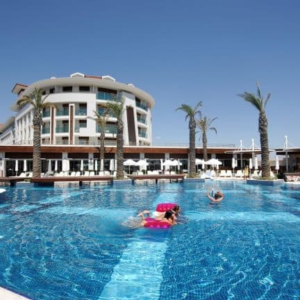 Evren Beach Resort in Side, Turkije