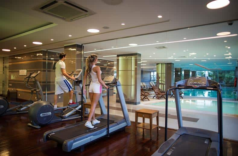 Fitness en wellness van Sunis Elita Beach in Side, Turkije