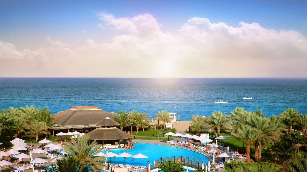Fujairah Rotana Resort en Spa in Al Agah, Fujairah