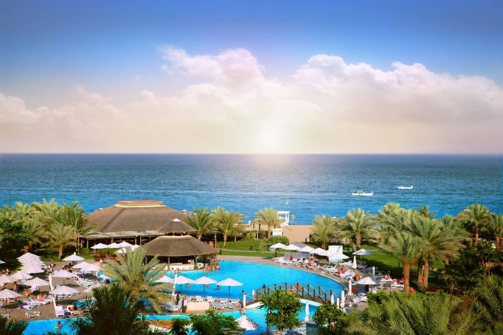 Fujairah Rotana Resort en Spa in Al Agah, Fujairah