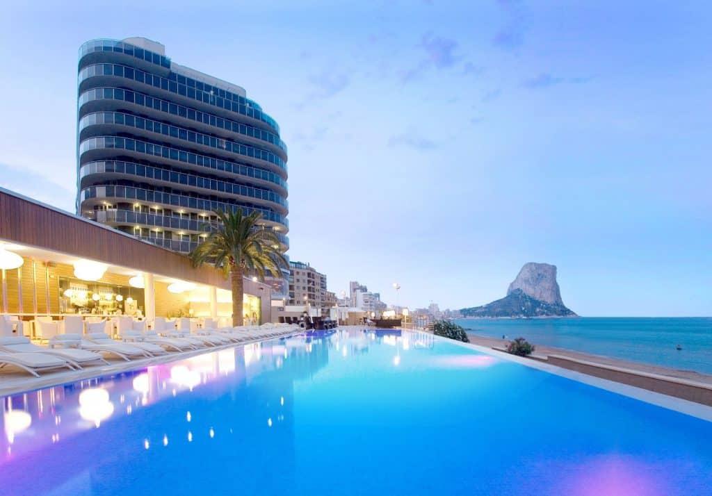 Gran Hotel Sol Y Mar in Calpe, spanje