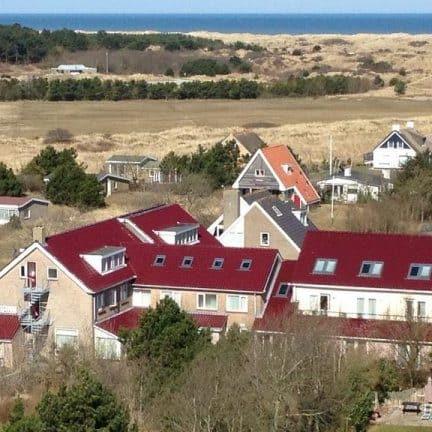 Hotel Bos en Duinzicht in Nes, Ameland