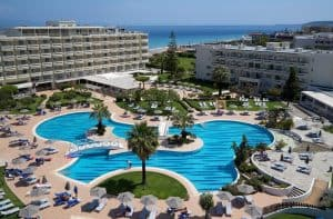 Hotel Electra Palace in Trianta, Rhodos