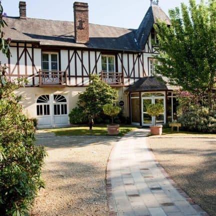Hotel Le Manoir Du Lys in Bagnoles-De-L'Orne, Frankrijk