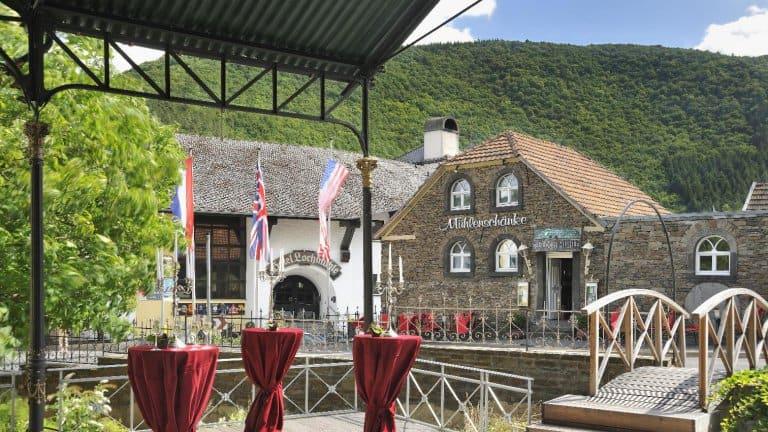 Hotel Lochmühle in Mayschoss, Duitsland