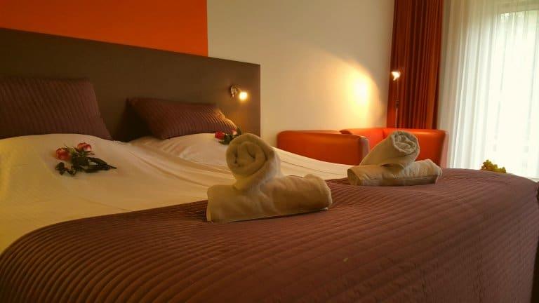 Hotelkamer van Hotel Dolores in Hollum op Ameland