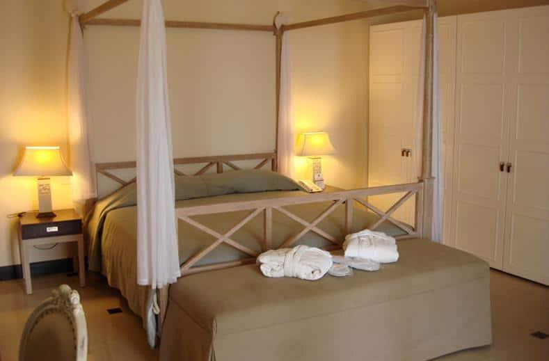 Hotelkamer van Mabely Grand hotel in kampi, Zakynthos