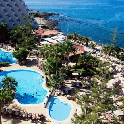 Ligging van Arona Gran Hotel & Spa