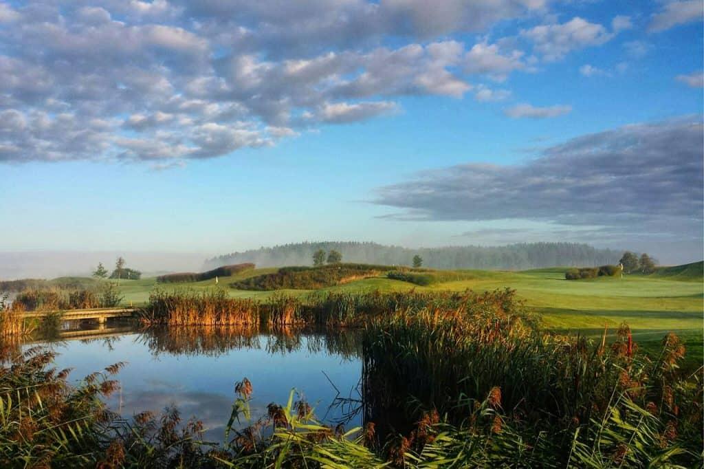 Ligging van Wellness Hotel en Golf Resort Zuiddrenthe in Erica, Drenthe