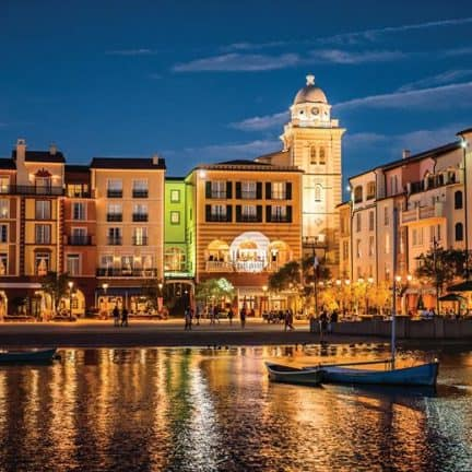 Loews Portofino Bay Hotel At Universal Orlando in Orlando, Florida