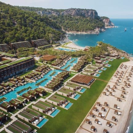 Maxx Royal Kemer Resort in Kiris, Turkije