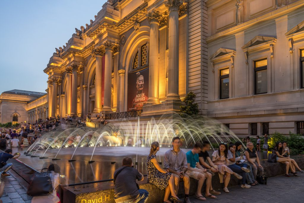 Metropolitan Museum of Art in New York, Verenigde Staten