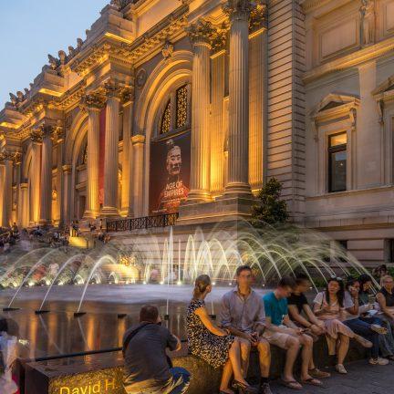 Metropolitan Museum of Art in New York, Verenigde Staten