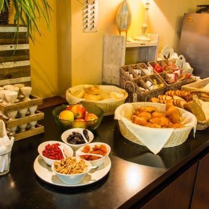 Ontbijt van Hajé Hotel Joure in Joure, Friesland