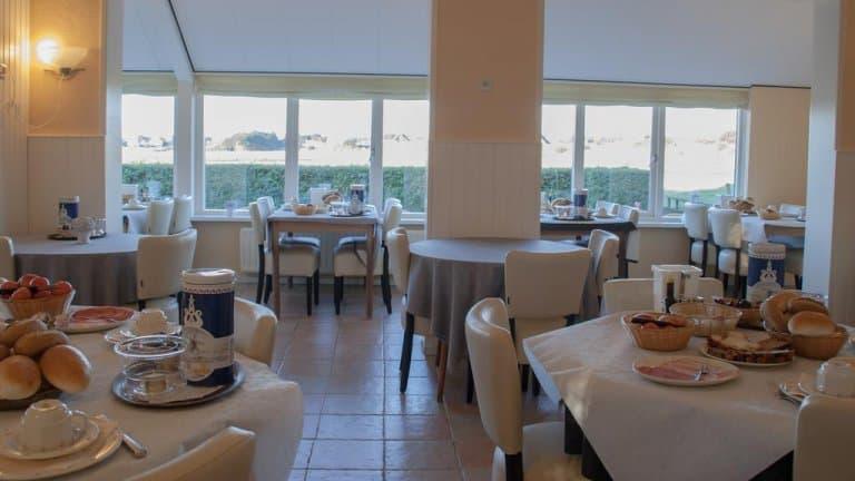 Ontbijt van Hotel Bos en Duinzicht in Nes, Ameland