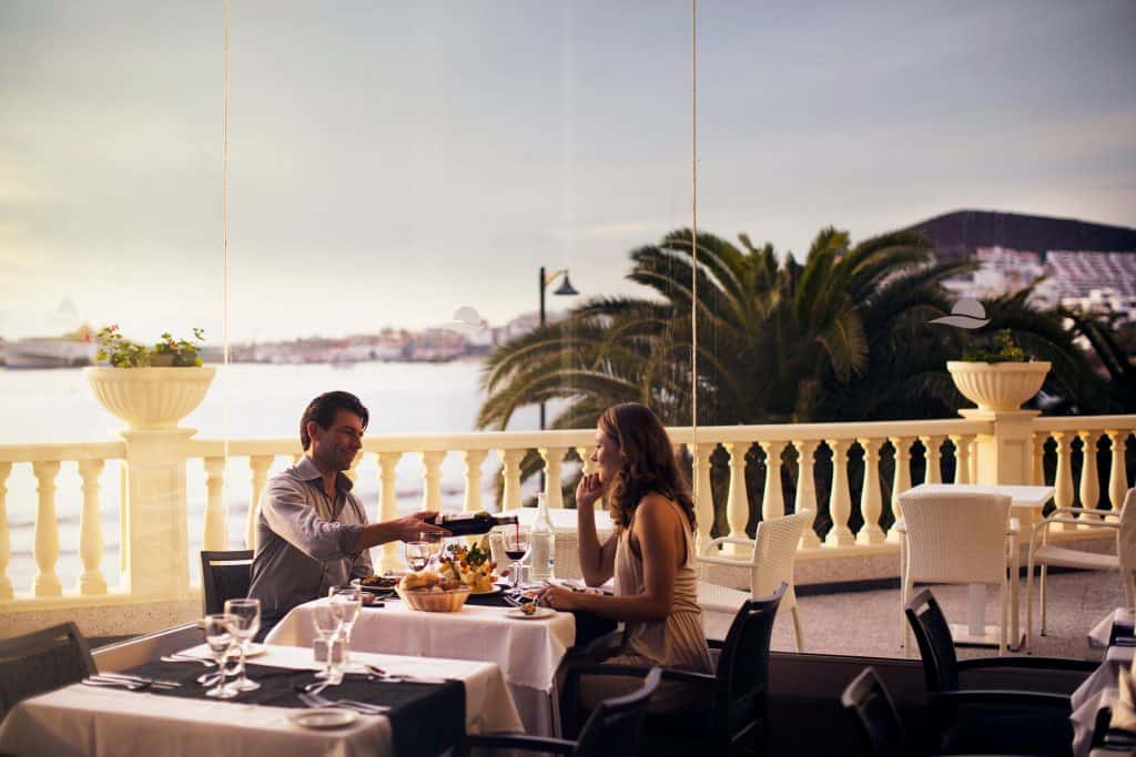 Restaurant van Arona Gran Hotel & Spa