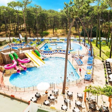 All Inclusive hotel ROC Marbella Park in Spanje