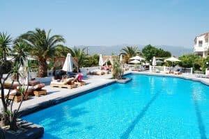 Samos Sun Hotel in Pythagorion, Samos