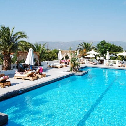 All Inclusive Samos Sun Hotel in Griekenland