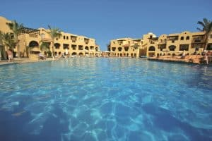 Stella di Mare Garden Resort in Makadi Bay, Egypte