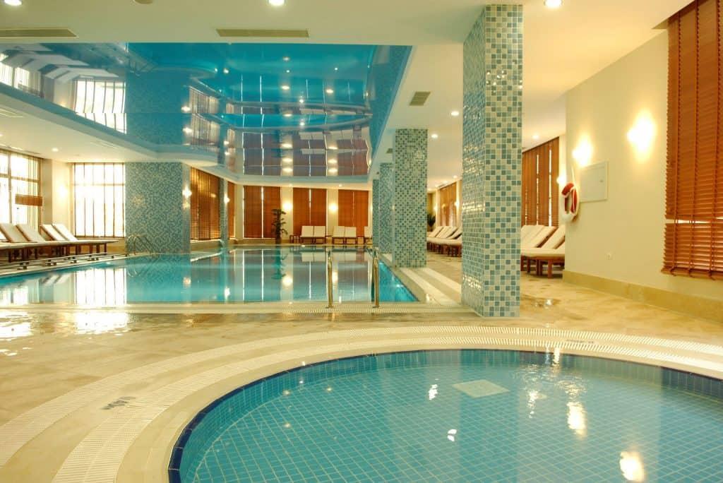 Wellness van Evren Beach Resort in Side, Turkije