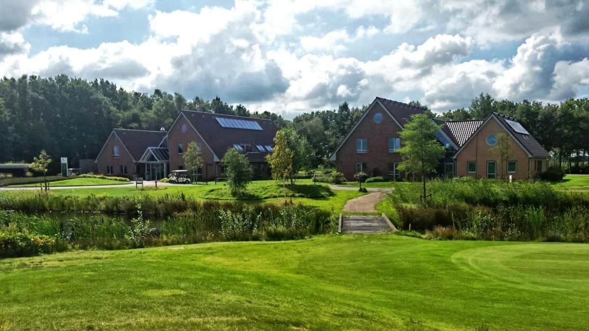 Wellness Hotel en Golf Resort Zuiddrenthe in Erica, Drenthe