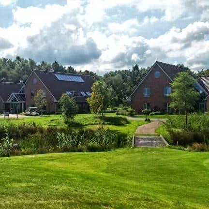 Wellness Hotel en Golf Resort Zuiddrenthe in Erica, Drenthe