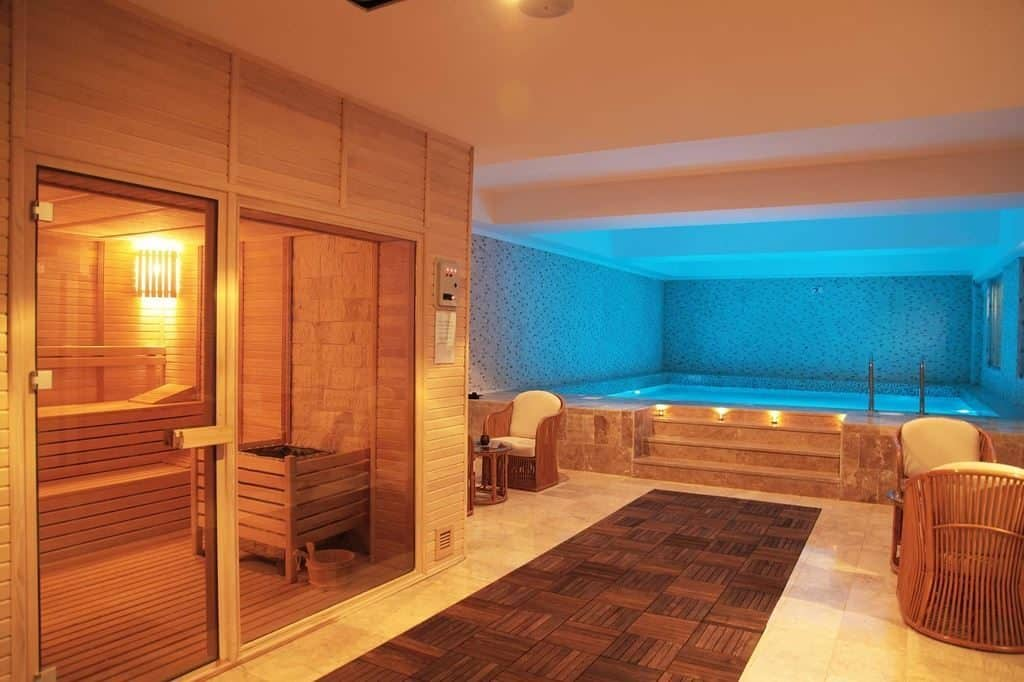 Wellness van Oscar Resort in Kyrenia, Cyprus
