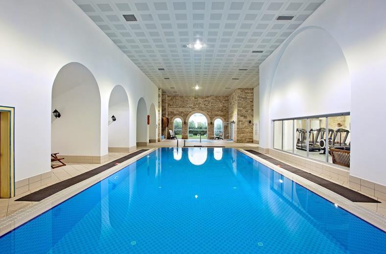 Wellness van Salmakis Beach Resort en Spa in Bodrum, Turkije