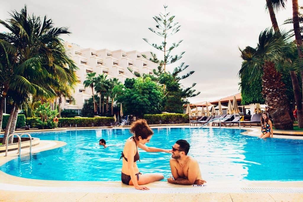 Zwembad van Arona Gran Hotel & Spa