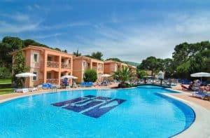 Kustur Club Holiday Village in Kusadasi, Turkije