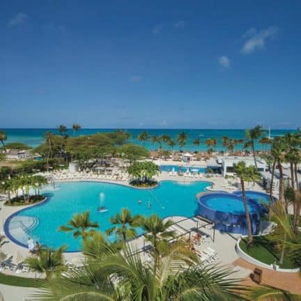 RIU Palace Antillas in Palm Beach, Aruba