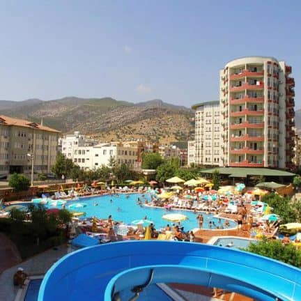 Club Sidar in Alanya, Turkije