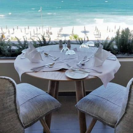 Diner in Ikones Suites in Rethymnon, Kreta
