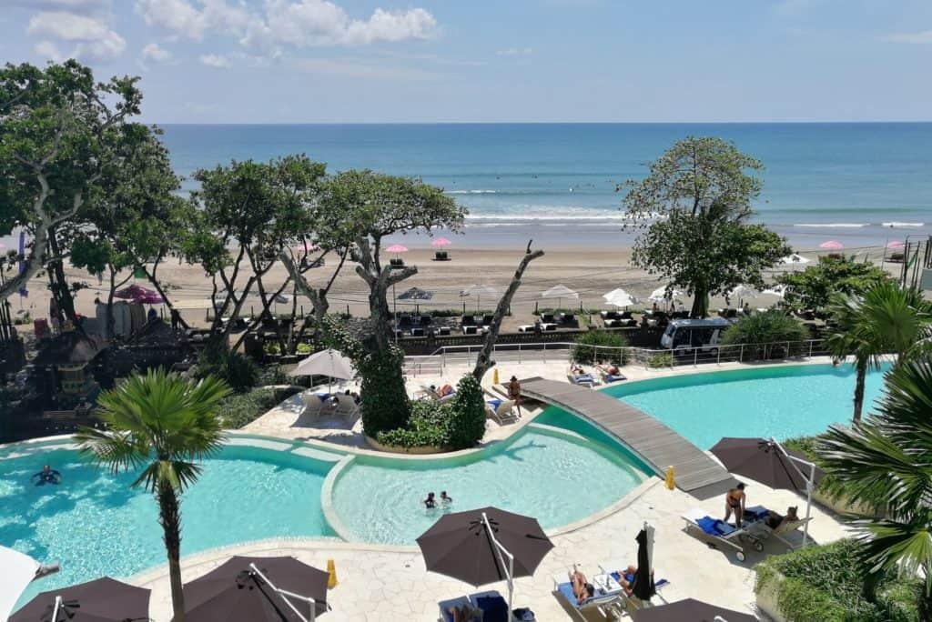 Double-Six Luxury Hotel in Seminyak, Bali