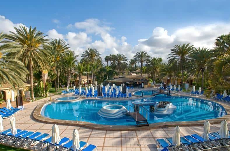 Dunas Suites en Villas in Maspalomas, Gran Canaria