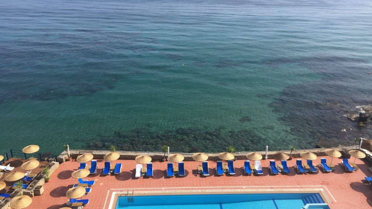Hotel Manolya in Kyrenia, Cyprus