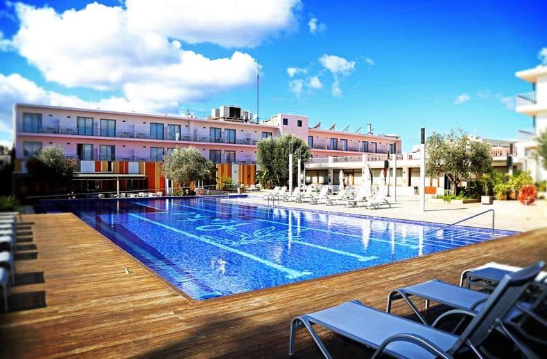 Hotel Puchet in San Antonio, Ibiza