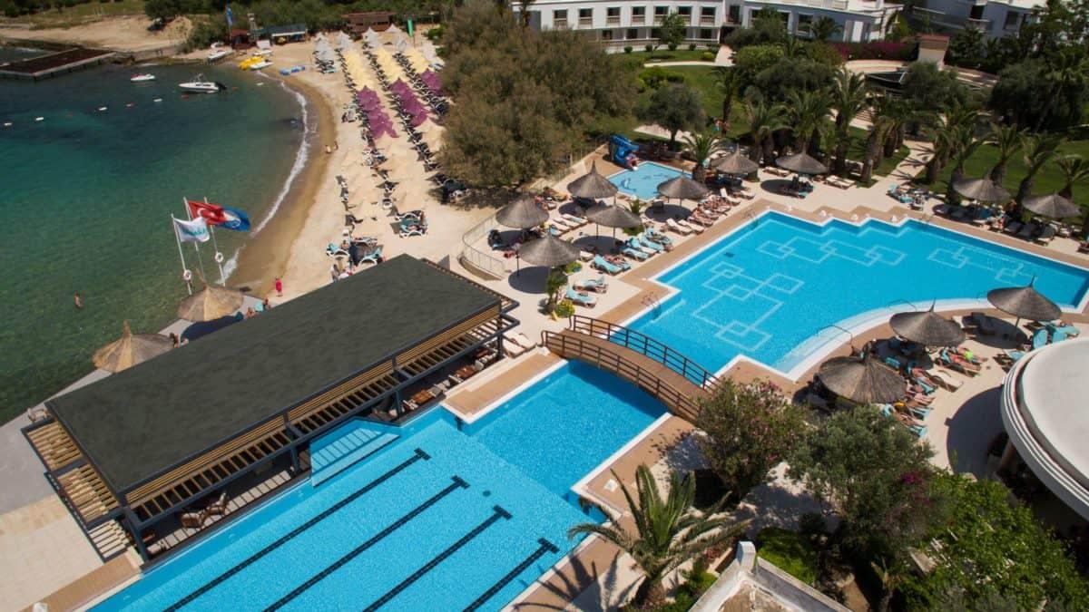 Hotel Samara in Torba, Turkije